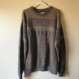 Vintage Rare Chaps Ralph Lauren Oversized Sweater